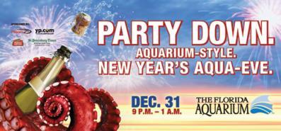 Aqua Eve at The Florida Aquarium