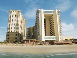 Hilton MB Resort Exterior