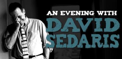 David Sedaris April