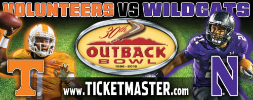 Outback Bowl 2016