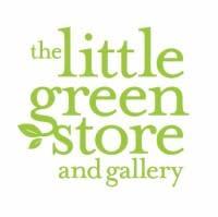 The Little Green Store Logo