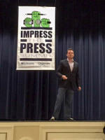 Impress the Press Brian Selander