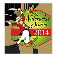 Nutcracker Season 2014 Logo