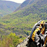 Hiking Baugman Rocks
