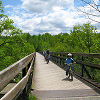 Great Allegheny Passage Spring
