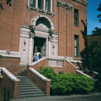 University of Oregon, Chapman Hall, Eugene, by Debbie Williamson Smith