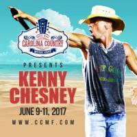Kenny Chesney at 2017 CCMF