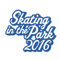 Skating in the Park logo