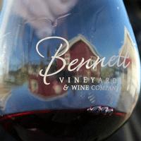 Bennett Wine Glass