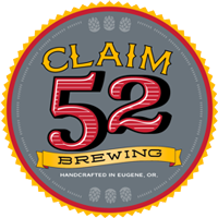 Claim 52 Brewing logo