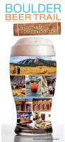 Beer Trail Brochure