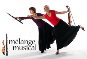 Melange Musical PAC concert