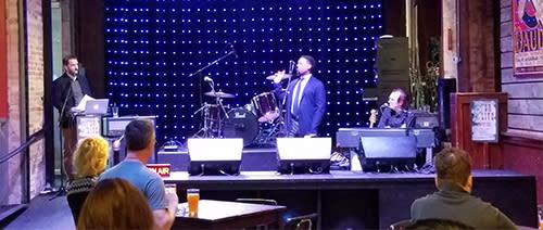GR Live - Jazz Conversation