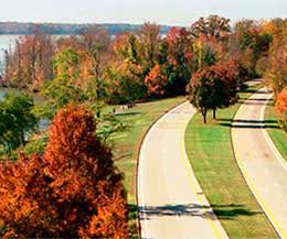The George Washington Memorial Parkway