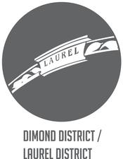 Dimond & Laurel Districts