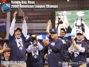 Tampa Bay Rays: Heading to the World Series