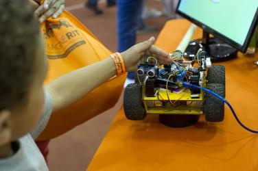Ardino robot