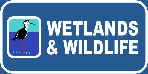 Wetlands & Wildlife Logo