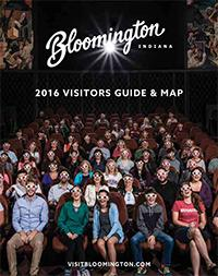 Visitors Guide 2016 - Cover & Contents