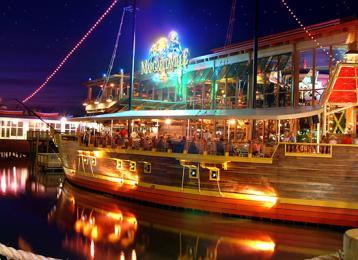 Myrtle Beach Restaurants - Margaritaville