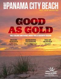 Panama City Beach Florida 2016 Visitors Guide Magazine
