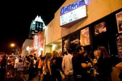 SXSW Downtown 2009 Antones