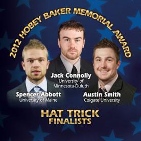 Hobey Baker Award Finalist