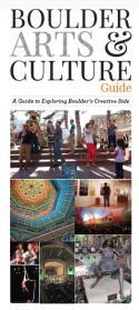Arts Brochure Cover