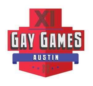 Gay Games XI Austin Logo Option 2