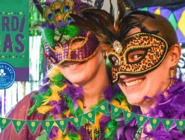 15th Annual Mardi Gras Celebration