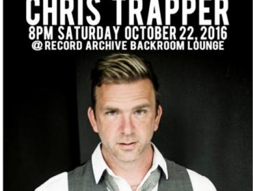 Chris Trapper in concert