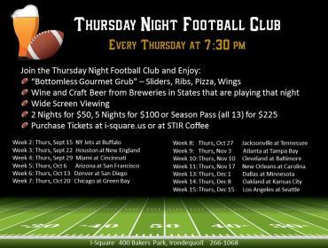 Thursday Night Football Club