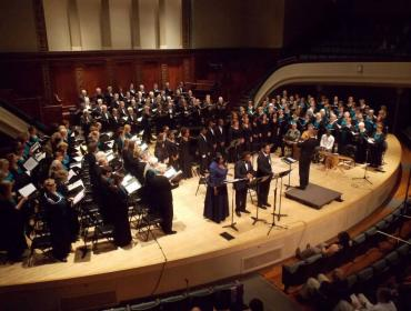 Rochester Oratorio Society: Power, Grace, and Glory