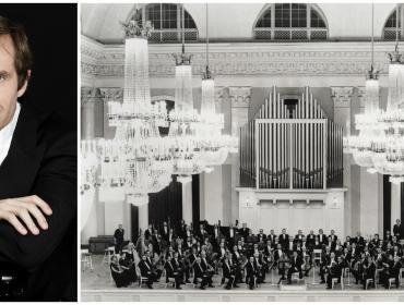 Eastman Presents: St. Petersburg Philharmonic Orchestra with Nikolai Lugansky, piano