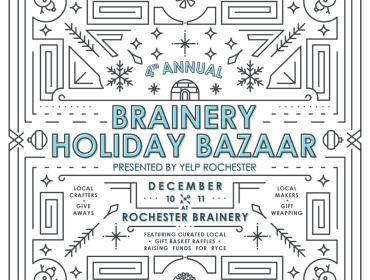 4th Annual Brainery Holiday Bazaar