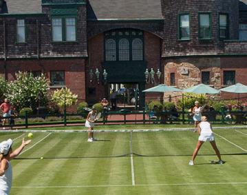 Hall of Fame Tennis