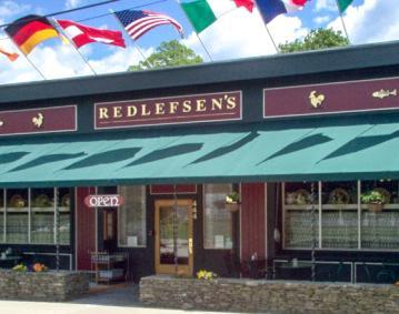 Redlefsens