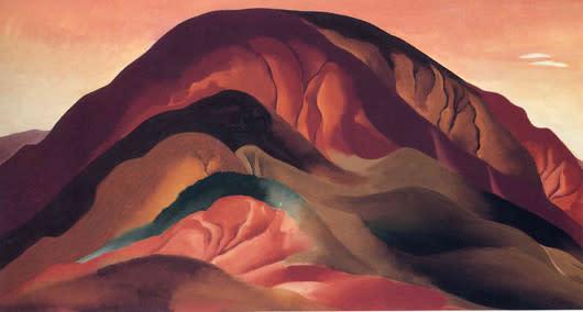 Georgia O'Keeffe and Her Beloved Landscape