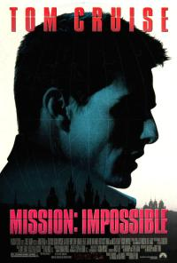 PAC Movie poster mission impossible