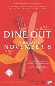 Dine Out for IFC
