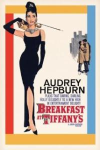 Breakfast at Tiffanys PAC movie poster