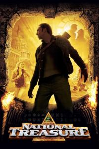 National Treasure PAC Movie poster