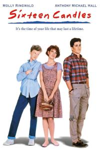 Sixteen Candles movie poster PAC