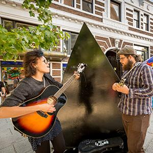 Downtown Buskers