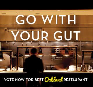 Oakland Restaurant Week Bracket