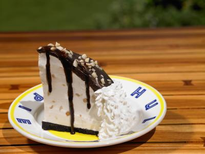 Hula Pie is an iconic and quite gigantic dessert at Duke's and Sandy's! (Sandy's / Facebook)