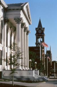 Thalian Hall Historic Courthouse