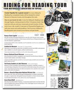 Riding for Reading Tour