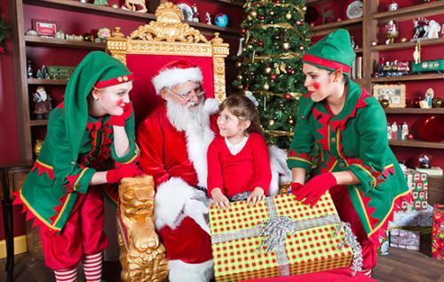 BG Christmas Town