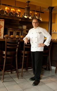 Chef Manuel Azevedo